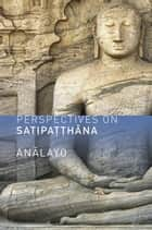 Perspectives on Satipatthana ebook by Analayo