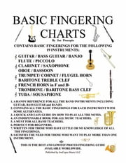 Basic Fingering Charts ebook by Joe Procopio