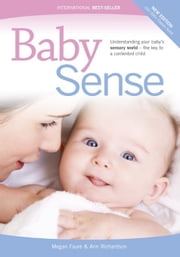 Baby Sense ebook by Faure, Megan