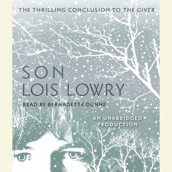Son audiobook by Lois Lowry