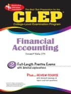 CLEP Financial Accounting ebook by Donald Balla