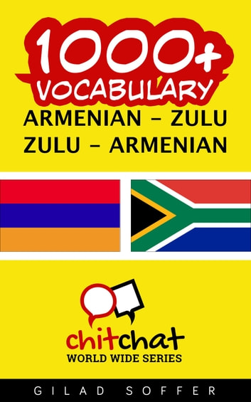 1000+ Vocabulary Armenian - Zulu ebook by Gilad Soffer