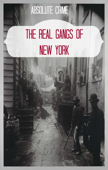 The Real Gangs of New York ebook by Wallace Edwards