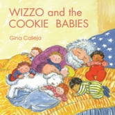Wizzo and the Cookie Babies ebook by Gina Calleja