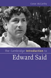 The Cambridge Introduction to Edward Said ebook by Conor McCarthy