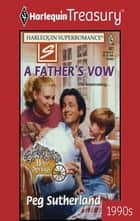 A Father's Vow eBook by Elizabeth August