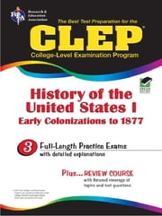 CLEP History of the United States I ebook by Editors of REA