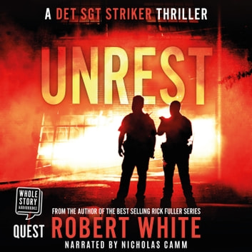 Unrest audiobook by Robert White