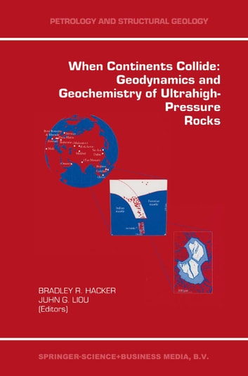 When Continents Collide: Geodynamics and Geochemistry of Ultrahigh-Pressure Rocks ebook by