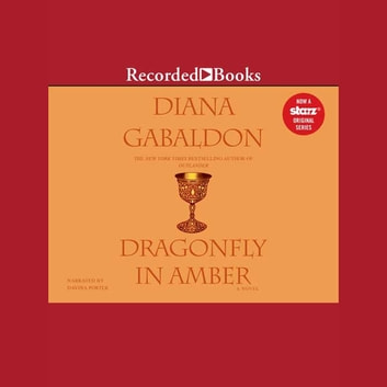 Dragonfly in Amber audiobook by Diana Gabaldon