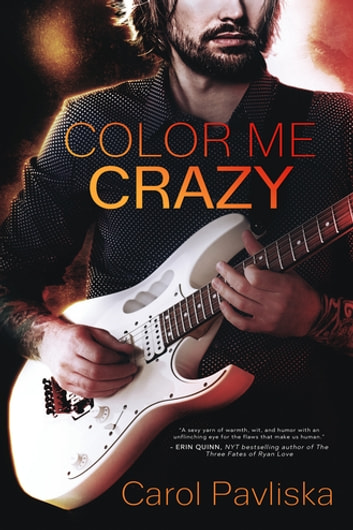 Color Me Crazy ebook by Carol Pavliska
