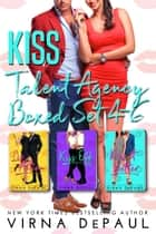 Kiss Talent Agency Boxed Set 2 - Books 4-6 ebook by