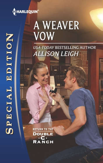 A Weaver Vow ebook by Allison Leigh