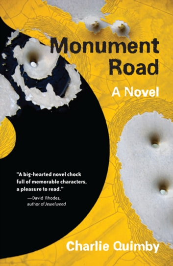 Monument Road ebook by Charlie Quimby