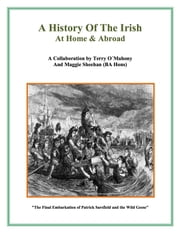 A History of the Irish at Home and Abroad ebook by Terry O´Mahony