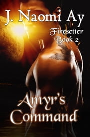 Amyr's Command ebook by J. Naomi Ay