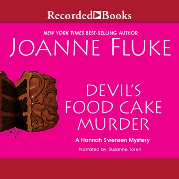 Devil's Food Cake Murder audiobook by Joanne Fluke