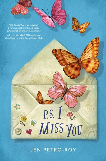 P.S. I Miss You ebook by Jen Petro-Roy