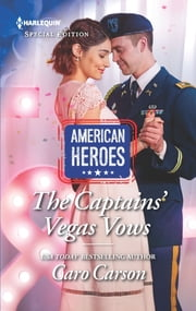 The Captains' Vegas Vows ebook by Caro Carson