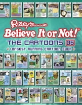 Ripley's Believe It or Not! The Cartoons 06 - Longest Running Cartoon Ever ebook by Ripley's Believe It Or Not!