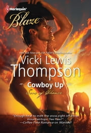 Cowboy Up ebook by Vicki Lewis Thompson