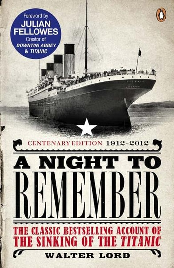A night to remember ebook by brian lavery 9780241962367 a night to remember the classic bestselling account of the sinking of the titanic ebook fandeluxe Document