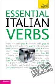 Essential Italian Verbs: Teach Yourself ebook by Theresa Federici,Maria Bonacina