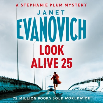 Look Alive Twenty-Five audiobook by Janet Evanovich