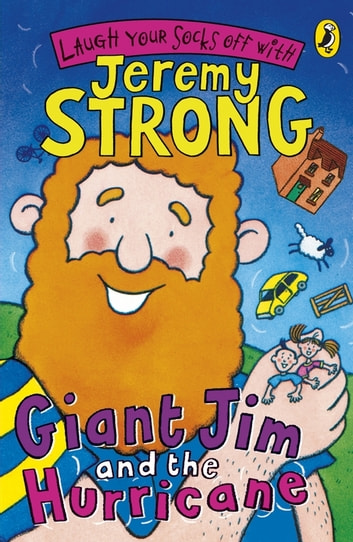 Giant Jim And The Hurricane eBook by Jeremy Strong