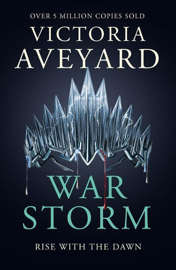 War Storm - Red Queen Book 4 電子書 by Victoria Aveyard