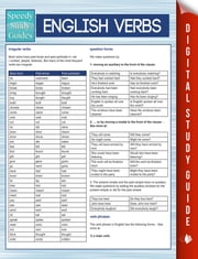 English Verbs (Speedy Study Guides) ebook by Speedy Publishing