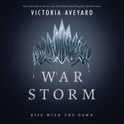War Storm audiobook by Victoria Aveyard
