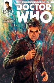 Doctor Who: The Tenth Doctor Vol. 1 Issue 1 ebook by Nick Abadzis,Elena Casagrande,Alice X. Zhang,Arianna Florean