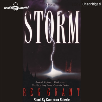 Storm audiobook by Reg Grant