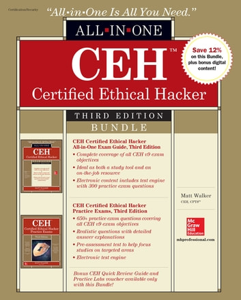 Ceh certified ethical hacker bundle third edition ebook by matt ceh certified ethical hacker bundle third edition ebook by matt walker fandeluxe Choice Image