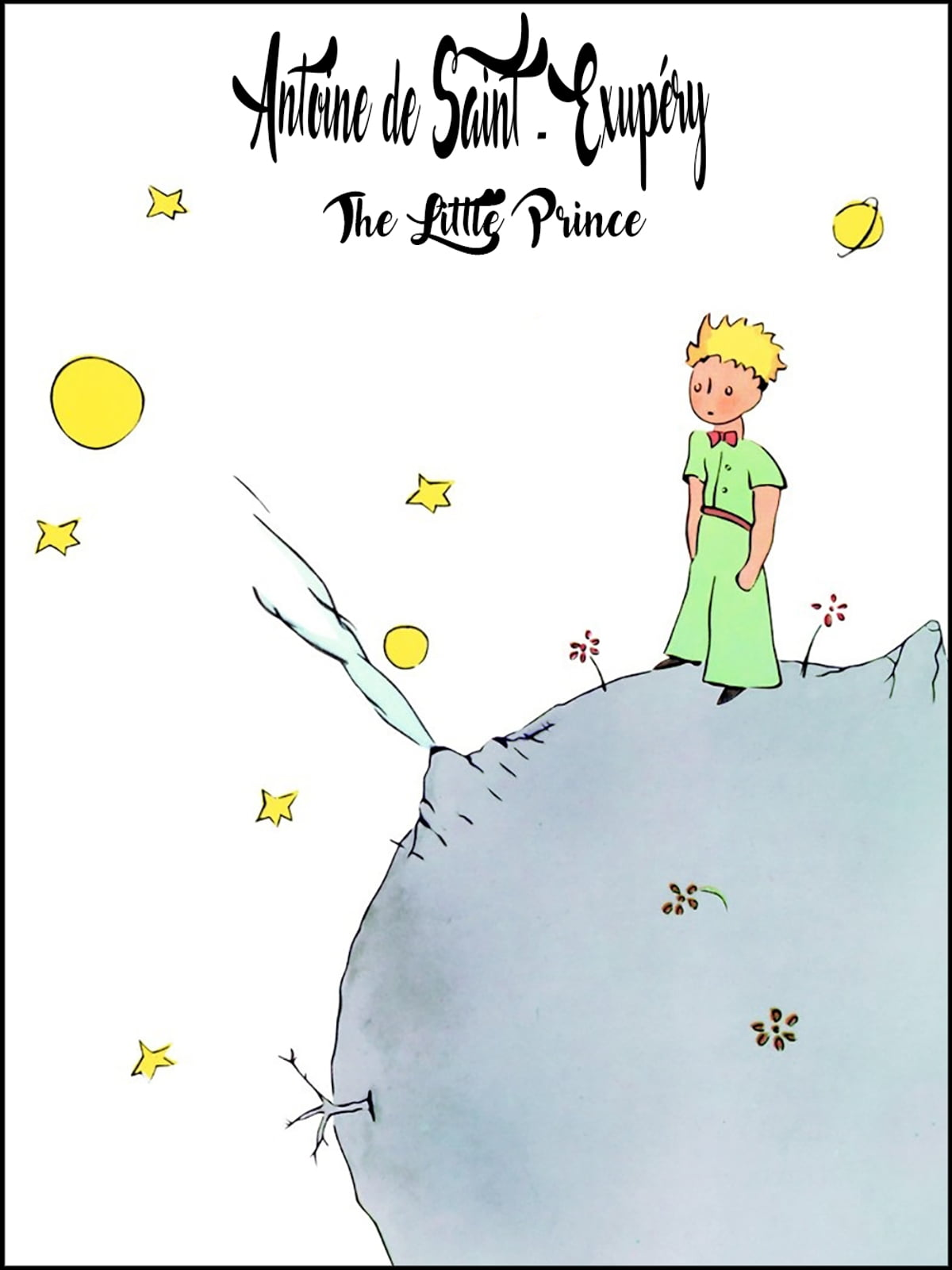 The Little Prince Ebook By Antoine De Saintexup�ry