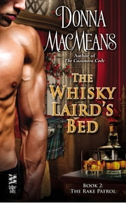 The Whisky Laird's Bed - (Intermix) ebook by Donna MacMeans