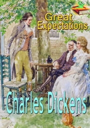 Great Expectations: The Victorian Literature - (With Audiobook Link) ebook by Charles Dickens