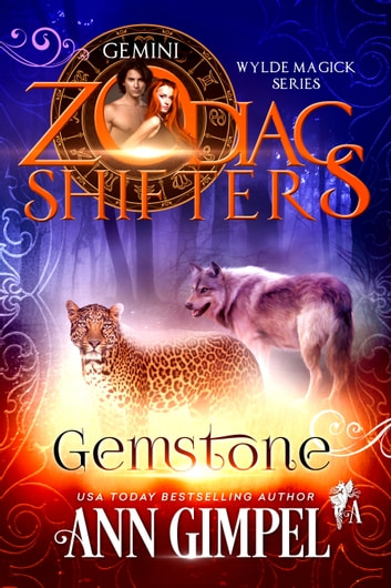 Gemstone - Zodiac Shifters ebook by Ann Gimpel