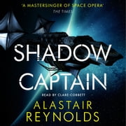Shadow Captain audiobook by Alastair Reynolds