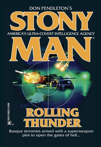 Rolling Thunder ebook by Don Pendleton