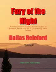 Fury of the Night ebook by Dallas Releford
