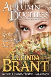 Autumn Duchess - A Georgian Historical Romance ebook by Lucinda Brant