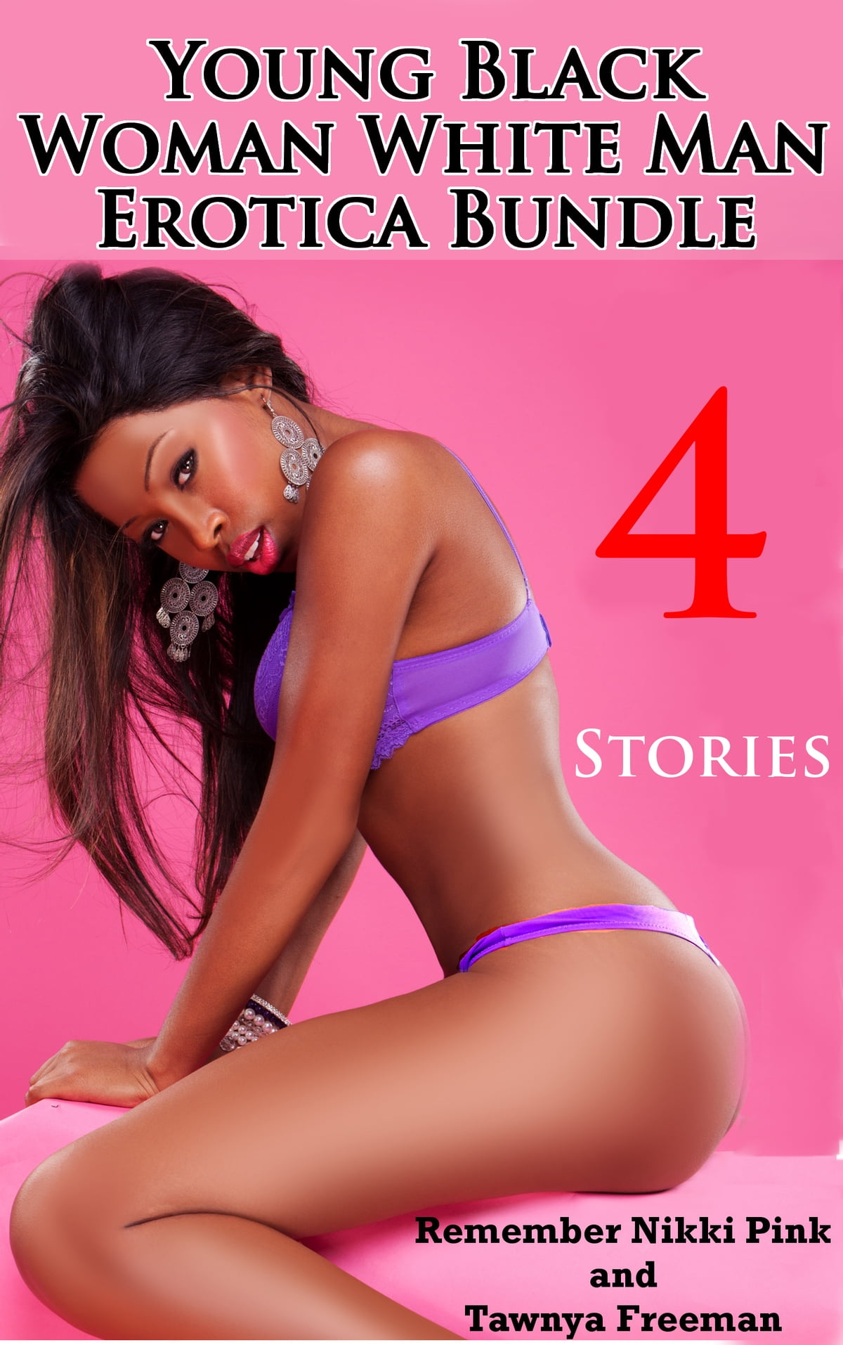 Impregnation Storys Classy young black woman white man erotica bundle 4 stories ebook