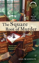 The Square Root of Murder ebook by Ada Madison