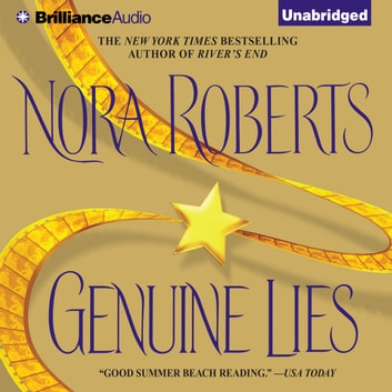 Genuine Lies audiobook by Nora Roberts