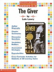 Literature Guide: The Giver: The Giver ebook by Dooley, Virginia