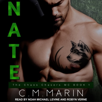 Nate audiobook by C.M. Marin