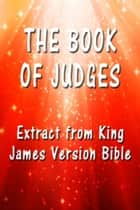 The Book of Judges ebook by King James