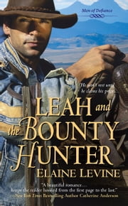 Leah and the Bounty Hunter ebook by Elaine Levine